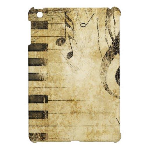 Notas de la música del piano