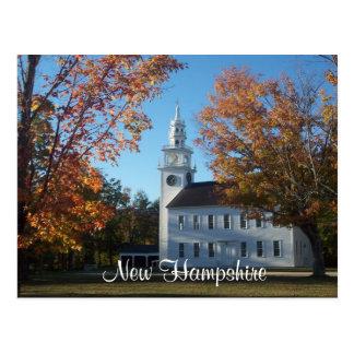 Notas de New Hampshire Postal