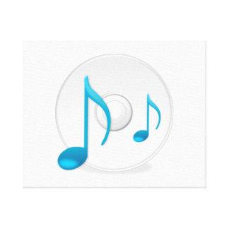 Notas musicales sobre el CD Impresion En Lona