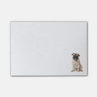 Notas pegajosas del post-it del perro de perrito notas post-it®