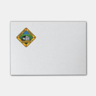 Notas pegajosas para los puestos de observación nota post-it®