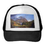 Notch of the White Mountans by Thomas Cole Mesh Hat