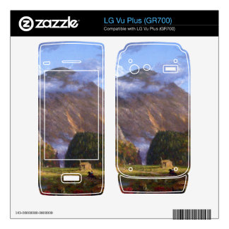 Notch of the White Mountans by Thomas Cole Skin For The LG Vu Plus