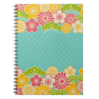 Note Book - Japanese Textile