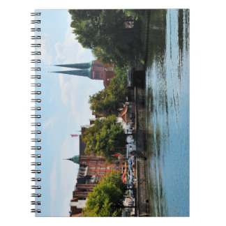 Note book Luebeck to the Untertrave