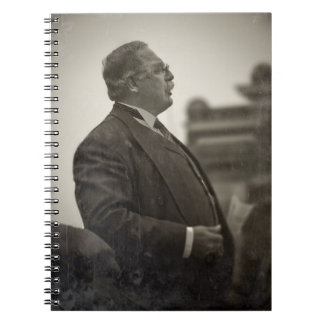 Note book - Theodore Roosevelt