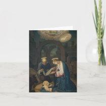Note Card (Blank/Custom): Birth of Christ