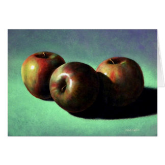 Note Card Fuji Apples