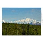 Note Card - Mt. McKinley- Denali