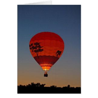 Note Card NH Balloon Festival