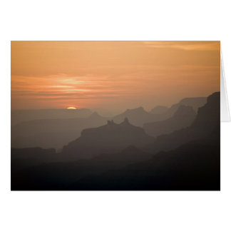 Note Card_Sunset Grand Canyon Cards