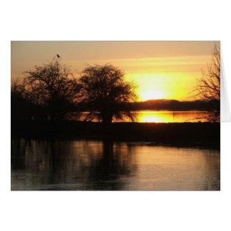 Note Card - Tewkesbury in Floods UK