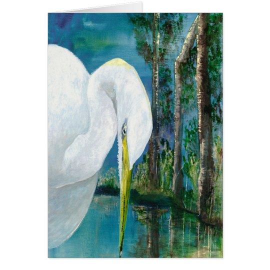 Note Card - Tropical Bird