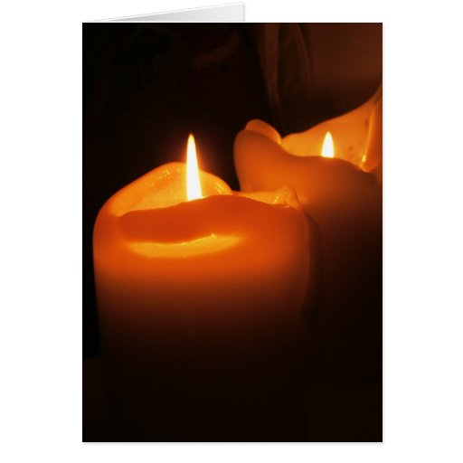 Note Cards - Candles