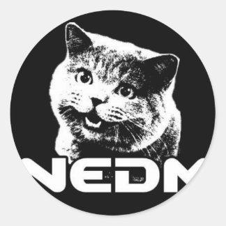 Note Even Doom Music Stickers