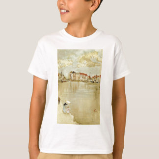 Note in Gold and Silver - Dordrecht by James T-Shirt