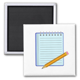 Note Pad Magnet