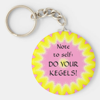 NOTE TO SELF - keychain