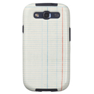 NOTEBOOK and SCRATCHPAD Galaxy SIII Cover
