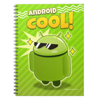 Notebook Android Cool
