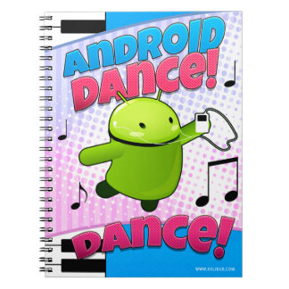 Notebook Android Dance
