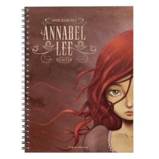 "Notebook ""Annabel Lee"""
