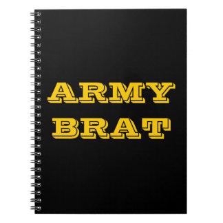Notebook Army Brat