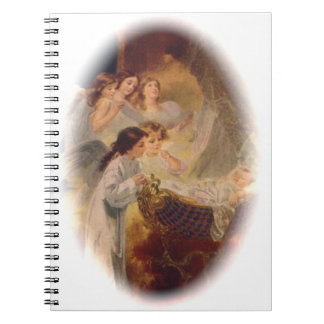Notebook: Blessing's Bliss Spiral Note Book