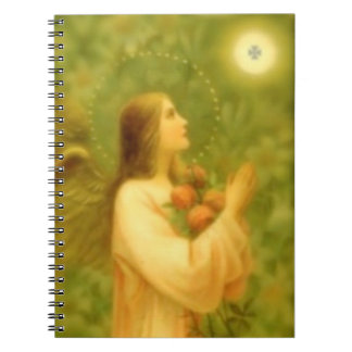 Notebook: Bread of Angels Notebook