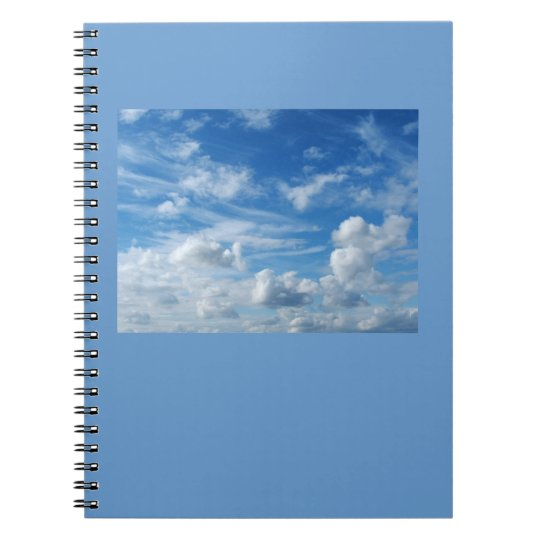 Notebook-Color Therapy-Blue 5 Notebook