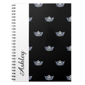 Notebook-Crown & Custom Name Notebook