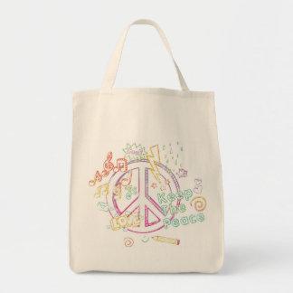 Notebook Doodle Bag