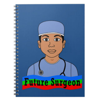 Notebook for kids surgeon