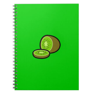 Notebook-Just for Kids-Kiwi Spiral Notebook
