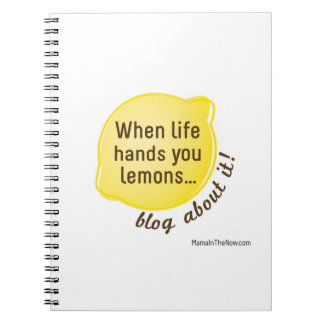 Notebook! Keep your dreams and thoughts documented Notebook