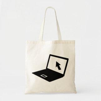 Notebook laptop mouse cursor bag