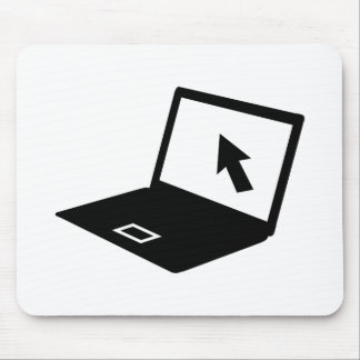 Notebook laptop mouse cursor mouse pad