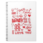 Notebook LOVE