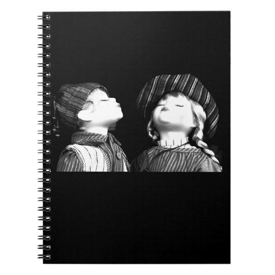 Notebook-Love Art-8 Notebook