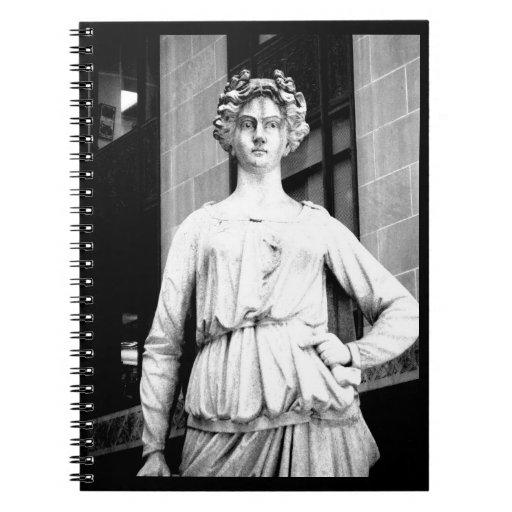 Notebook-Love Art House-Downtown 4