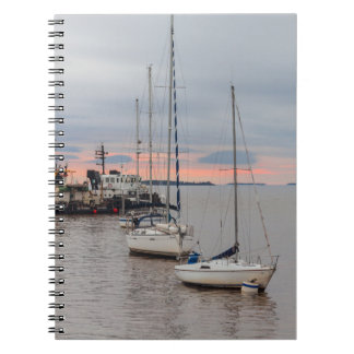 Notebook Marina and Bateaux #2