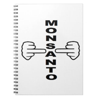 Notebook Monsanto Flip