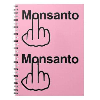 Notebook Monsanto Flip