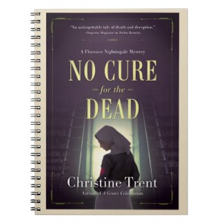 Notebook, No Cure, Florence Nightingale Notebook