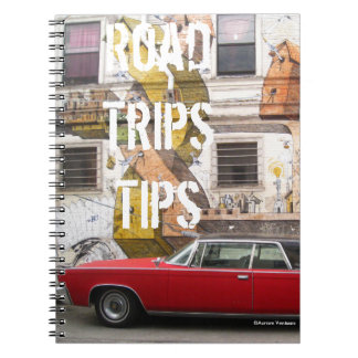 Notebook of Voyage San Francisco (Road Tips Trips)