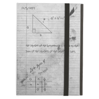 Notebook Page Cover