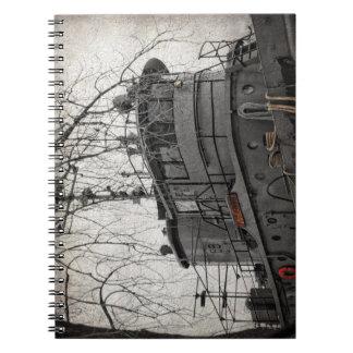 Notebook-Petersburg 88 TugBoat