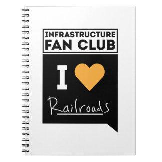 Notebook (Railroads)