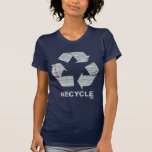 Notebook Recycle Tee Shirt