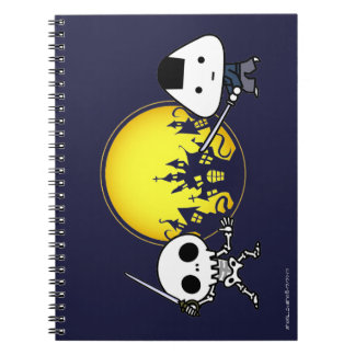NoteBook - RiceBall Samurai VS Skeleton
